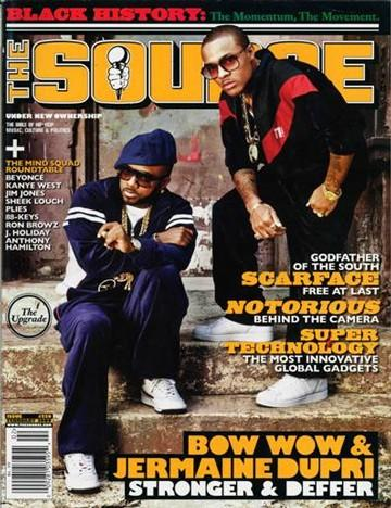 Bow Wow Source Cover
